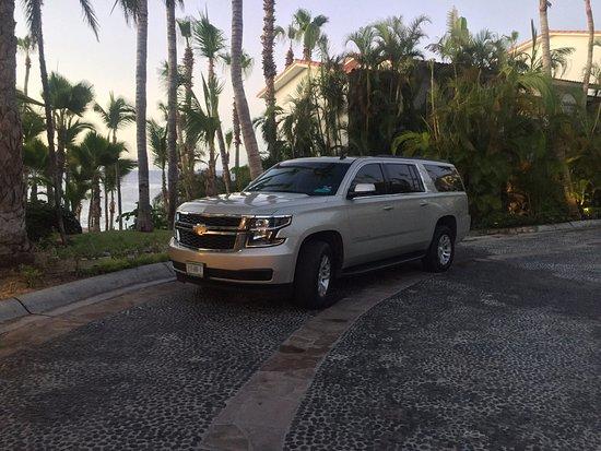 VIP Transportation Los Cabos: A la espera de nuestros clientes , siempre es un placer atenderles.