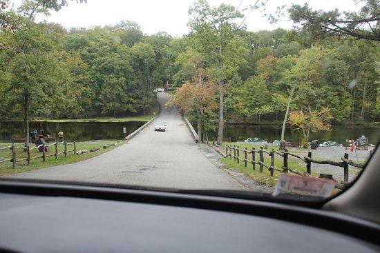 Delaware Water Gap National Recreation Area: Twin lake
