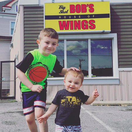 Big Shot Bob's House of Wings Coraopolis: Front of Store