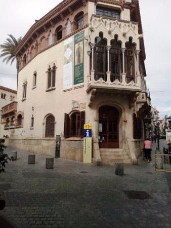 Canet de Mar, İspanya: Vista exterior