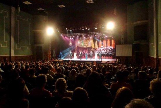 Cine- Vera Cruz Theater