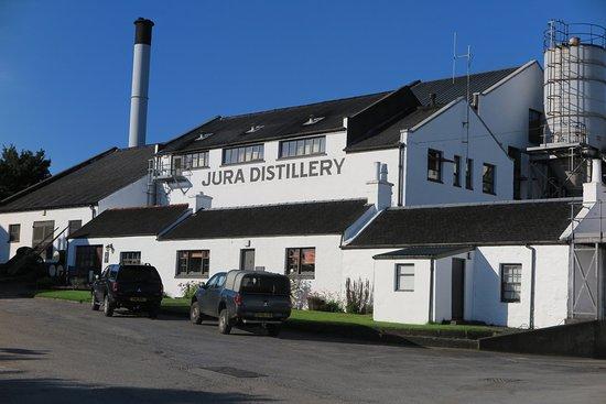 Isle of Jura, UK: Jura Distillery