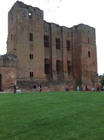 Kenilworth, UK: The original keep of the castle