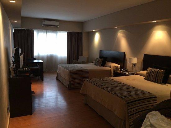 Galerias Hotel: habitación doble