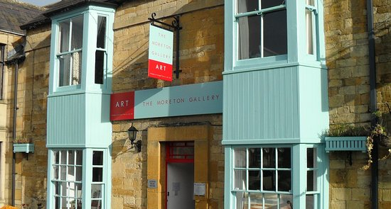 ‪The Moreton Gallery‬