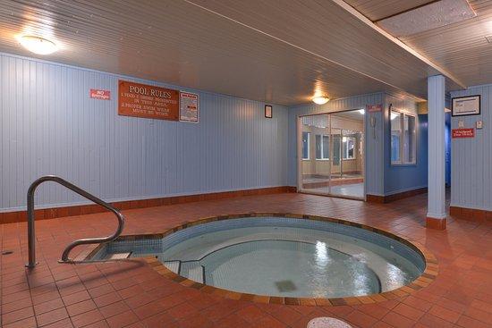 Vernon, Canadá: Hot Tub