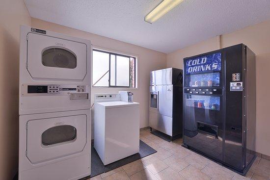 เวอร์นอน, แคนาดา: Laundry Facility
