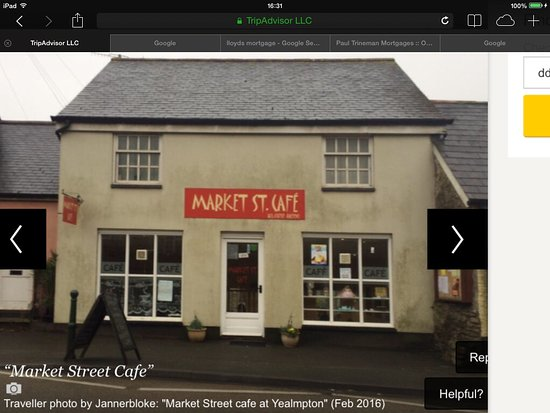 Yealmpton, UK : Small friendly village cafe/coffee shop