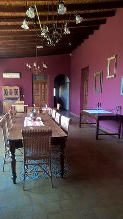Posada Finca Garciarena: A main room
