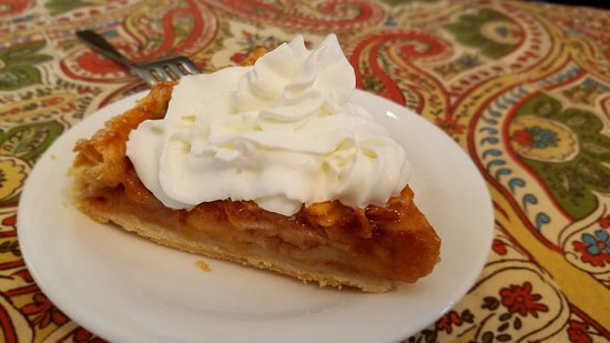 Cambridge, Nova York: apple galette