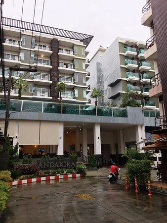안다키라 호텔 사진