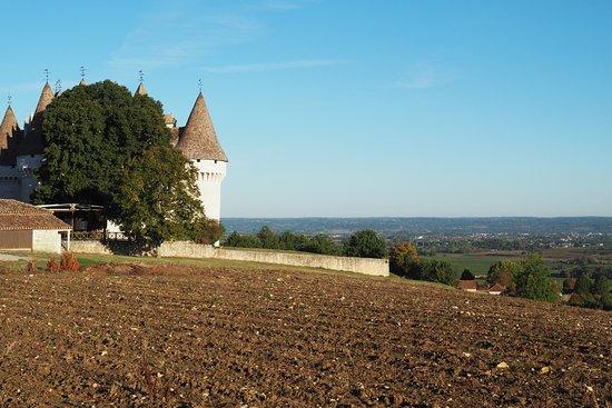 Monbazillac, Γαλλία: Position dominante sur Bergerac