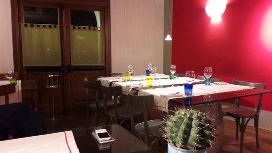 Osio Sotto, Italy: Ambienti