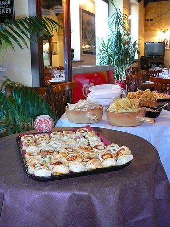 Ristopub Mirimaru: Degustazione dei Salati