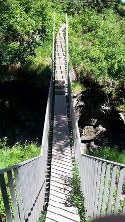 Flims, Suisse : Мост 3