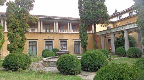 Baile Olanesti Old Sanatorium