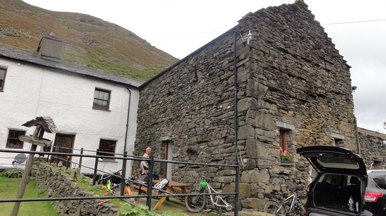 Patterdale, UK: the Bunkhouse