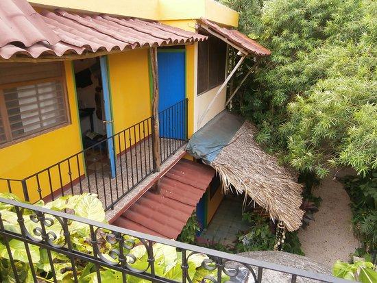 Hostel Candelaria: Habitación doble con baño compartido