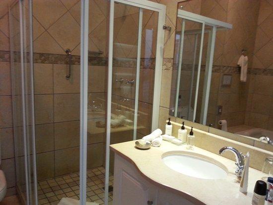 Arniston, Zuid-Afrika: Bathroom