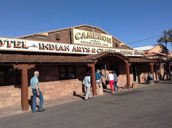 Cameron Trading Post Grand Canyon Hotel: Cameron Trading Post