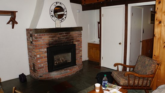 Inn at Long Trail: Zimmer mit Kamin