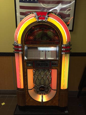 Laurens, SC: Whiteford's has a Juke Box that your can play your favorite songs on and it's FREE!