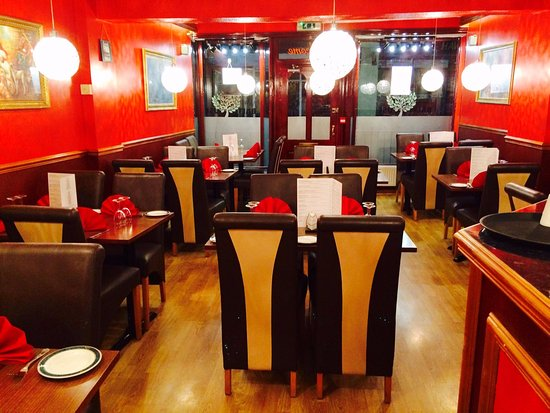 New Balti House Ltd: spectacular place, guaranteed to be satisfied!