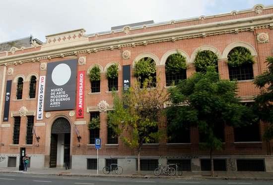 Photo of Tourist Attraction Museo de Arte Moderno de Buenos Aires at Avenida San Juan 350, Buenos Aires C1147AAO, Argentina