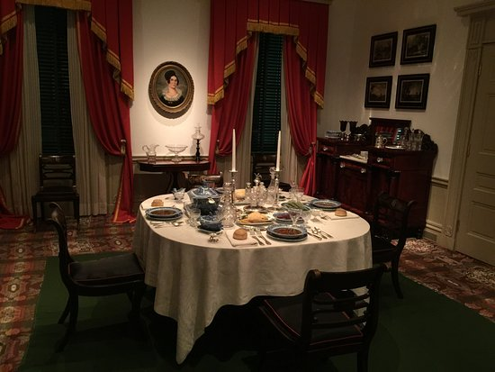 Winterthur, DE: One of the rooms in the mansion