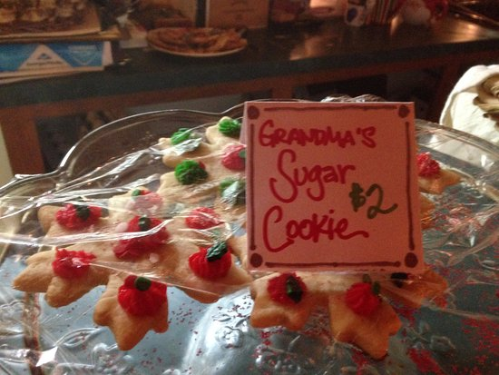 Stockbridge, VT: baked goods are extraordinary