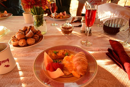 Valley Of The Gods Bed And Breakfast Booking