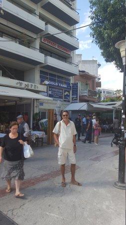 Heraklion Prefecture, Greece: Kleine Shopping Tour nach Heraklion ganz spontan geplant also ab ins Auto und los😎 das ist das