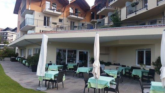 Wunderschone Aussicht Bild Von Astor Hotel Schenna Tripadvisor