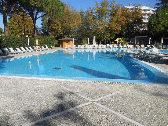 Abano Terme, Italy: Piscina Esterna 1.