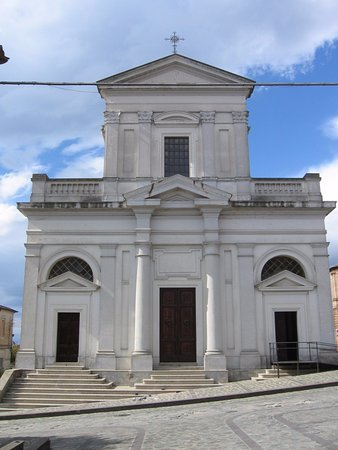 Filadelfia, Italy: Esterno della chiesa