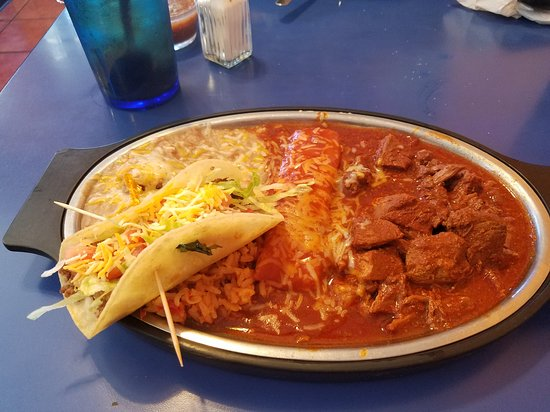 Deming, NM: Number 2 mexican combo