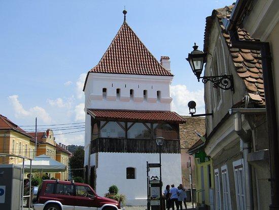 Medias, Rumania: Turnul Fierarilor