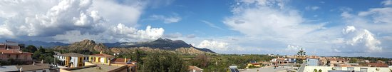 Lotzorai, Italy: Another view from The Lemon House rooftop