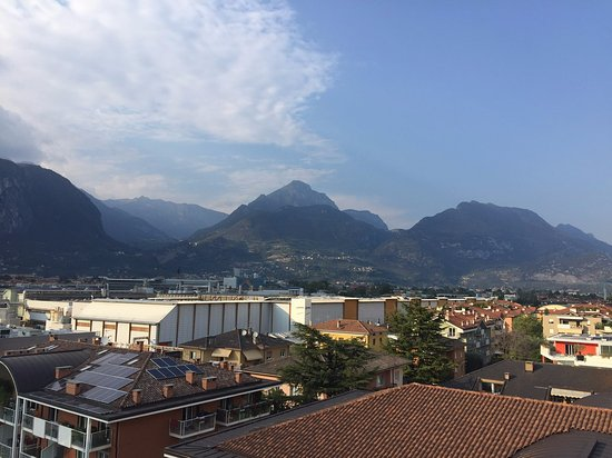 Hotel Kristal Palace - Tonelli Hotels: view from the hotel roof