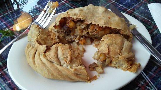 Cousin Jenny's Cornish Pasties : Taste was Great.