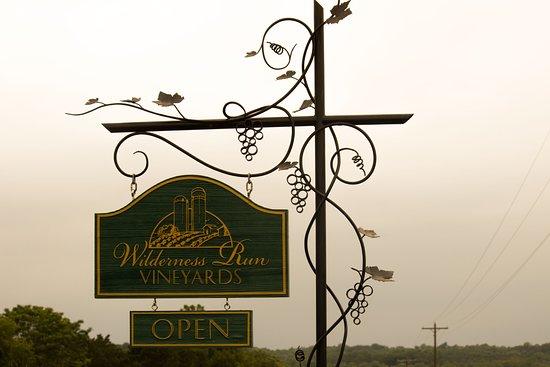 Spotsylvania, Вирджиния: Entrance off of Route 3