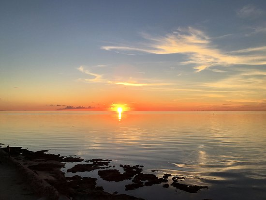 """Lime Tree Bay Resort: A great place to see """"The Green Flash"""" at sunset!"""