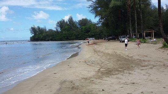 Kilauea, HI: una delle tante spiagge