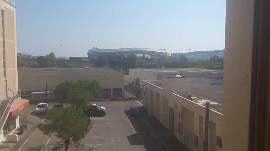 Hotel Le Servotel Castagniers: Le stade de l'OGC Nice est à 5 minutes à pied