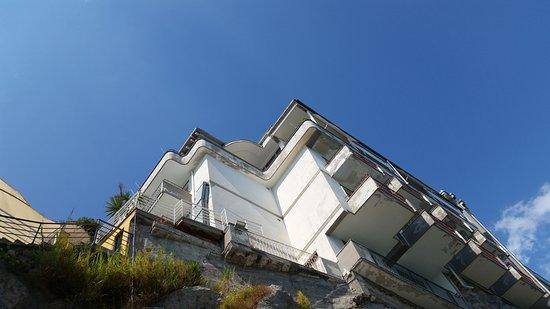 Hotel La Lucertola: Fra stranden