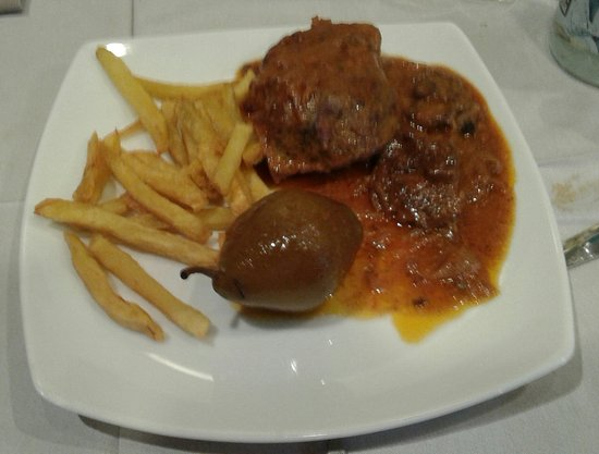 Setcases, Spanje: Galtas de cerdo