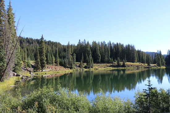 Grand Mesa: Cobbett Lake