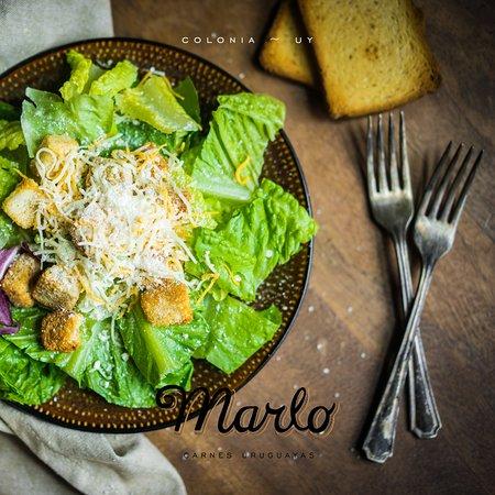 Marlo Parrilla: Opciones vegetarianas