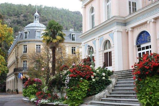 Vernet-Les-Bains, Γαλλία: Le Casino
