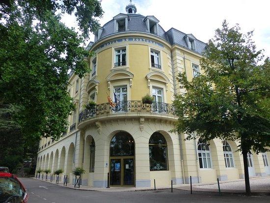 Vernet-Les-Bains, Γαλλία: un hôtel style belle époque